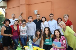 Foto SupperShare a Bologna